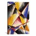"<strong>iCanvasArt</strong> ""Untitled Compositions"" Canvas Wall Art by Lyubov Popova"