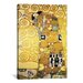 <strong>'Stoclet Palace' by Gustav Klimt Painting Print on Canvas</strong> by iCanvasArt