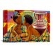 """iCanvasArt """"Treasures of Africa"""" Canvas Wall Art by Keith Mallett"""