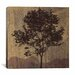 """<strong>""""Tree"""" Canvas Wall Art by Erin Clark</strong> by iCanvasArt"""
