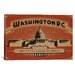 <strong>'Washington, D.C' by Anderson Design Group Vintage Advertisment on ...</strong> by iCanvasArt