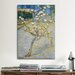 iCanvasArt 'Pear Tree in Blossom' by Vincent Van Gogh Painting Print on Canvas