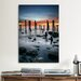 <strong>iCanvasArt</strong> Port Willunga from SD Smart Photographic Print on Canvas