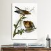 <strong>iCanvasArt</strong> 'Red-Shoulderd Hawk' by John James Audubon Painting Print on Canvas