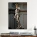 iCanvasArt 'David' by Michelangelo Photographic Print on Canvas