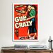 <strong>Gun Crazy Vintage Advertisement on Canvas</strong> by iCanvasArt