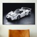 <strong>iCanvasArt</strong> Cars and Motorcycles Ferrari Enzo Gemballa Mig-u1 Photographic Print on Canvas