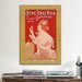 <strong>Creme Teras Rosa (the Best for Complexion) Vintage Advertisement on...</strong> by iCanvasArt