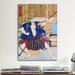 <strong>Japanese 'Actor Ichikawa' by Kunisada (Toyokuni) Painting Print on ...</strong> by iCanvasArt