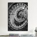 'Astronomic Watch Praha 11' by Moises Levy Photographic Print on Ca... by iCanvasArt