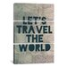 <strong>Leah Flores Travel the World 3 Piece on Canvas Set</strong> by iCanvasArt