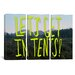 <strong>Leah Flores Let's Get In Tents 3 Piece on Canvas Set</strong> by iCanvasArt