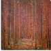"""Fir Forest I"" Canvas Wall Art by Gustav Klimt"