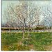 """Orchard in Blossom (Plum Trees)"" Canvas Wall Art by Vincent van Gogh"