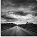 """Long Stretch of Road #2"" Canvas Wall Art by Dan Ballard"