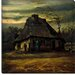 """The Cottage, 1885"" Canvas Wall Art by Vincent Van Gogh"