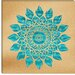 """Summer Mandala"" Canvas Wall Art by Maximilian San"