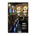 McCarran International Airport, Las Vegas, Nevada Canvas Wall Art