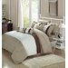 Chic Home Serenity 10 Piece Comforter Set
