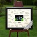 <strong>JDS Personalized Gifts</strong> Personalized Gift Laser Engraved Wedding Wishes Signature Picture Frame