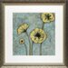 <strong>'Sun Poppies II' by Jennifer Goldberger Framed Painting Print</strong> by North American Art
