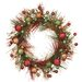 <strong>Oddity Inc.</strong> Glitter Ornament Wreath