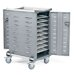 <strong>20-Compartment Standard Laptop Charging Cart</strong> by Anthro
