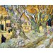 <strong>Epic Art</strong> 'The Road Menders' by Van Gogh Painting Print on Canvas