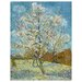 <strong>'Pink Peach Tree in Blossom' by Vincent Van Gogh Painting Print on ...</strong> by Epic Art
