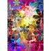 <strong>'Andy's Garden' by Angelo Cerantola Graphic Art on Canvas</strong> by Epic Art