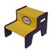 <strong>NCAA Two Step Stool</strong> by Fan Creations