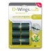 <strong>Cable Management Outdoor D Wings Cord Clip (Set of 6)</strong> by UT Wire