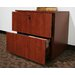 "30"" x 24""  Two-Drawer Locking Fully Assembled Lateral File"
