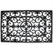 <strong>Wrought Iron Welcome Doormat</strong> by J and M Home Fashions