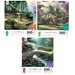 Kinkade Puzzle (Set of 300)