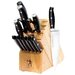 International Forged Premio 13 Piece Cutlery Block Set