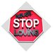 """<strong>""""Never Stop Loving"""" Textual Art on Canvas</strong> by Maxwell Dickson"""