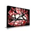 Maxwell Dickson 'Shattered Lips' Graffiti Graphic Art on Wrapped Canvas