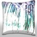 Maxwell Dickson Close-Up of Painting Throw Pillow