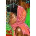 "<strong>Maxwell Dickson</strong> ""Bassa Girl"" Graphic Art on Canvas"