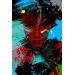Maxwell Dickson Living Color Graphic Art on Canvas