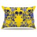Bloom Flower Microfiber Fleece Pillow Case