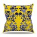 <strong>Bloom Flower Throw Pillow</strong> by KESS InHouse