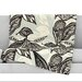 Java Leaf Microfiber Fleece Throw Blanket