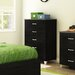 Lazer 5 Drawer Chest