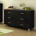 <strong>South Shore</strong> Lazer 6 Drawer Dresser