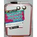 """<strong>Magnetic 11"""" x 8.5"""" Whiteboard</strong> by Dooley Boards Inc"""