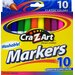 <strong>Cra-z-art Corporation</strong> Washable Markers (10 Count)