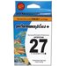 Ijr Inc 27 Inkjet Cartridge, Black