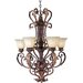 <strong>Wildon Home ®</strong> Octavio 5 - Light Single - Tier Chandelier